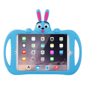 Kids iPad 9.7 2018 6th Gen Silicone Case Cover Shockproof Apple Rabbit