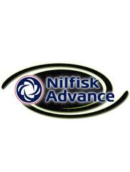 Advance Part #000-016-083 Brush 33.5-36.5 Vacuum