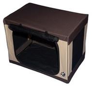 "Travel Lite Soft Dog Crates - 21"""