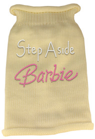 Step Aside Barbie Sweater (Various Colors)