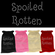 Spoiled Rotten Rhinestone Sweater (Various Colors)
