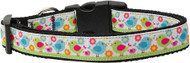 Chirpy Chicks Dog Collar