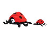 Mighty Toy Bug LadyBug - Lala Toy for Dogs