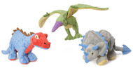 Dinosaurs with Chew Guard Toy for Dogs