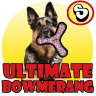 Ultimate Bowmerang Dog Toy