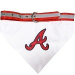 Atlanta Braves Dog Bandana Collar