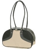 ROXY Tan & Black Dog Carrier