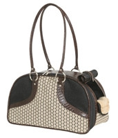 ROXY Noir Dots Dog Carrier