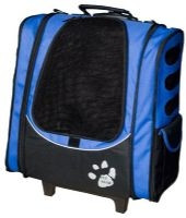 I-GO2 Escort Roller-Backpack Dog Carrier