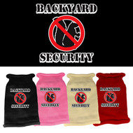 BackYard Security Sweater (Various Colors)