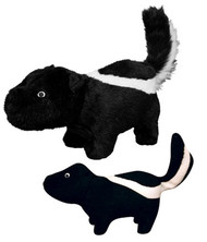 Mighty Dog Toy Nature - Stinky the Skunk