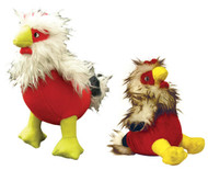 Mighty Dog Toy Rooster - Clucky McChick