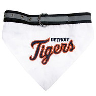 Detroit Tigers Dog Bandana Collar