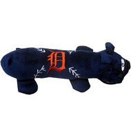 Detroit Tigers Tube Dog Toy