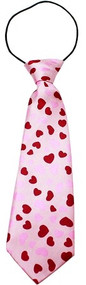 Big Dog Hearts Neck Tie