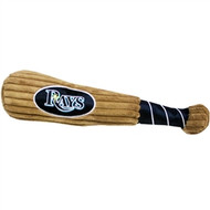 Tampa Bay Rays Plush Dog Bat Toy