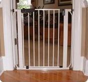 Auto Lock Pressure Gate for Dogs