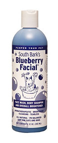 Blueberry Facial for Dogs 12oz Bottle