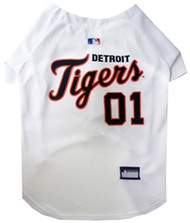 Detriot Tigers Dog Jersey