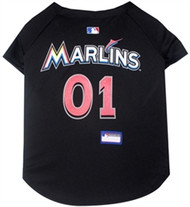 Florida Marlins Dog Jersey