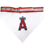 Los Angeles Angels Dog Bandana Collar