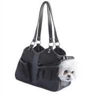 METRO Classic Sable (All Black) Dog Carrier