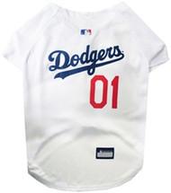 LA Dodgers Dog Jersey