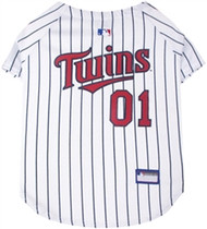 Minnesota Twins Jersey for Dogs