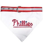 Philadelphia Phillies Dog Bandana Collar