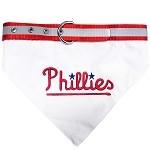 Philadelphia Phillies Dog Bandana Collar