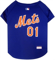 New York Mets Jersey for Dogs