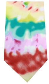 Tie Dyed Dog Bandana