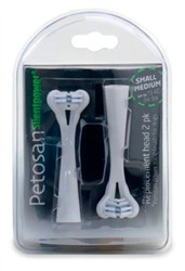 Electric Dog Toothbrush- Replacement Heads
