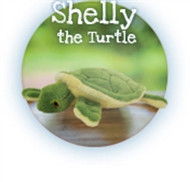 Shelly the Turtle Dog Toy