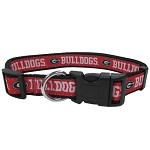 Georgia Bulldogs Dog Collar