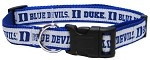 Duke Blue Devils Dog Collar