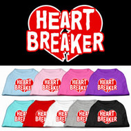 Heart Breaker Dog T-Shirt