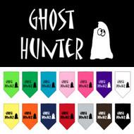 Ghost Hunter Dog Bandana-Choose Your Color!