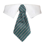 Benjamin Dog Shirt Collar Tie