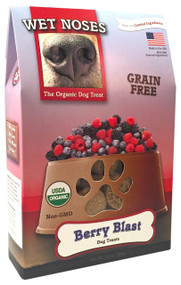 Berry Blast Dog Treats