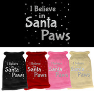 Santa Paws Knit Sweater (Various Colors)