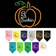 Lil' Punkin Bandana (Multiple Colors)