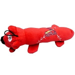 St. Louis Cardinals Tube Dog Toy