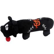 San Francisco Giants Tube Dog Toy