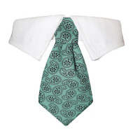 Aiden Dog Shirt Collar Tie
