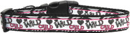Whild Child Nylon Ribbon Dog Collar