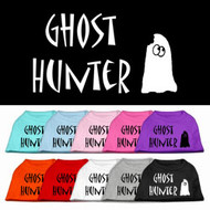 Ghost Hunter Dog T-Shirt-Choose Your Color!