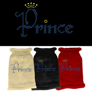 Prince Dog Sweater (Various Colors)