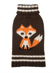 Fox Sweater for Dogs