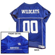 Kentucky Wildcat Dog Jersey